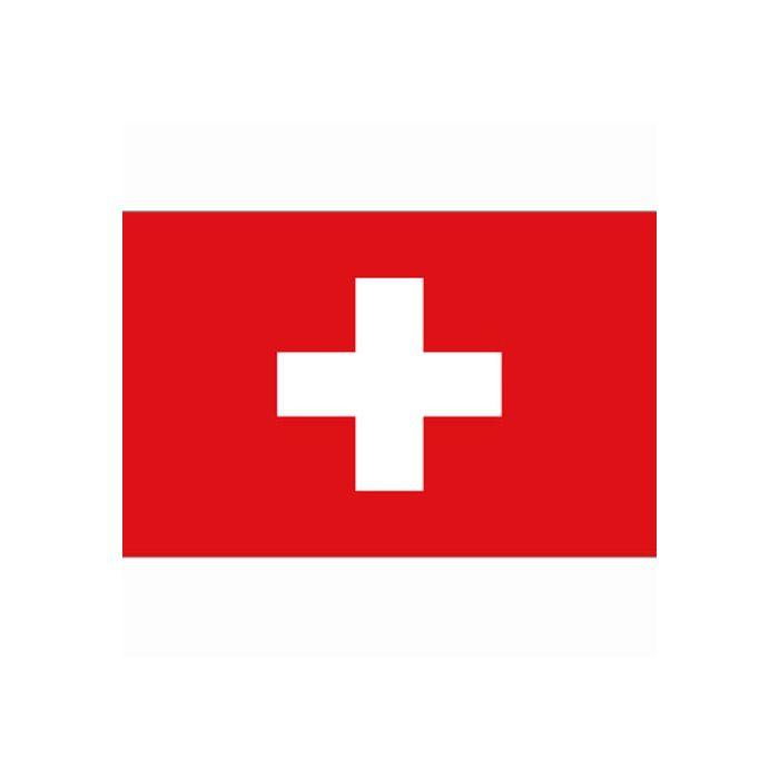 vlag zwitserland, Zwitserse vlag