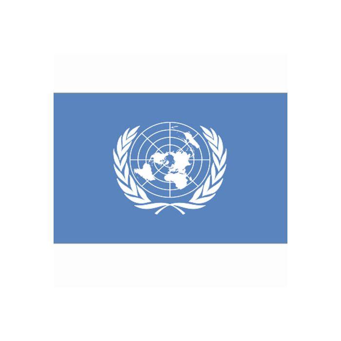 vlag VN, Verenigde Naties, V.N., United Nations