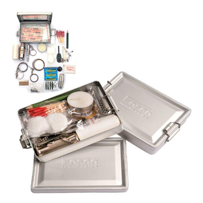Fosco Survival Kit aluminium