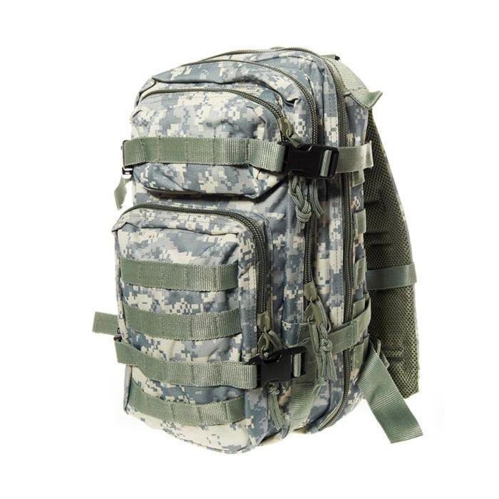 101inc Rugzak Assault 25 Ltr. digital ACU camo