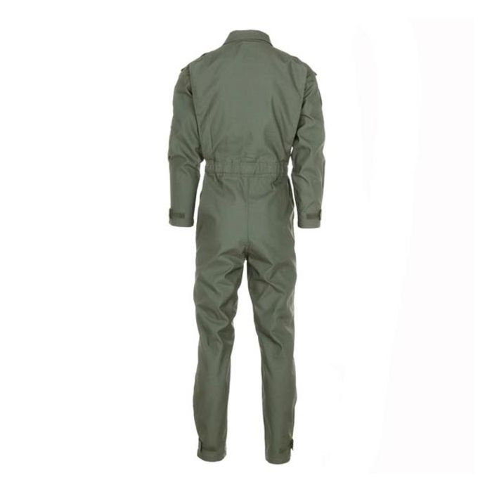 Fostex kinder piloten overall groen