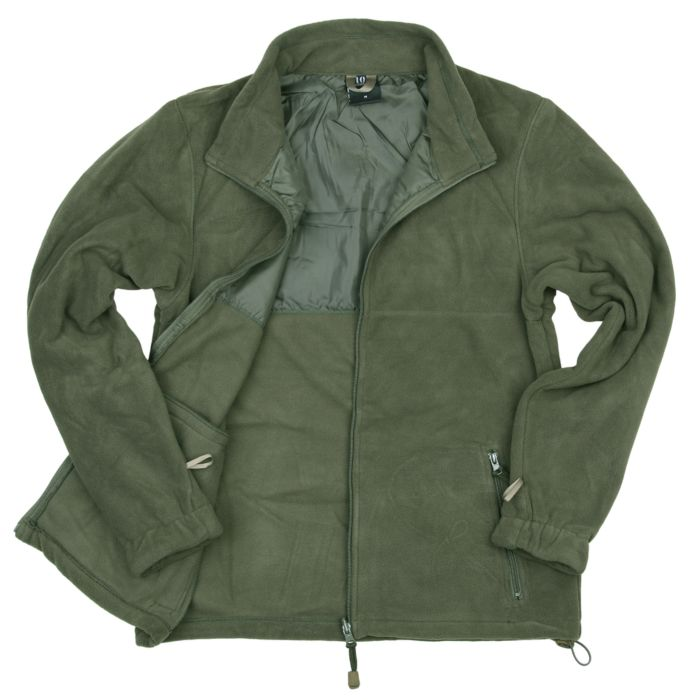 101inc Military Parka waterproof 3 in 1 USA woodland