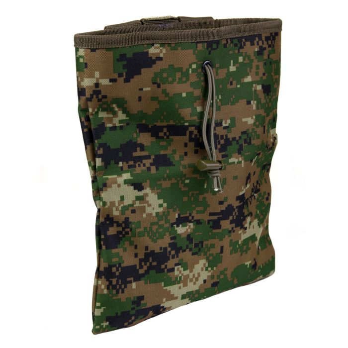 101inc Dump Pouch Recon digital WDL camo