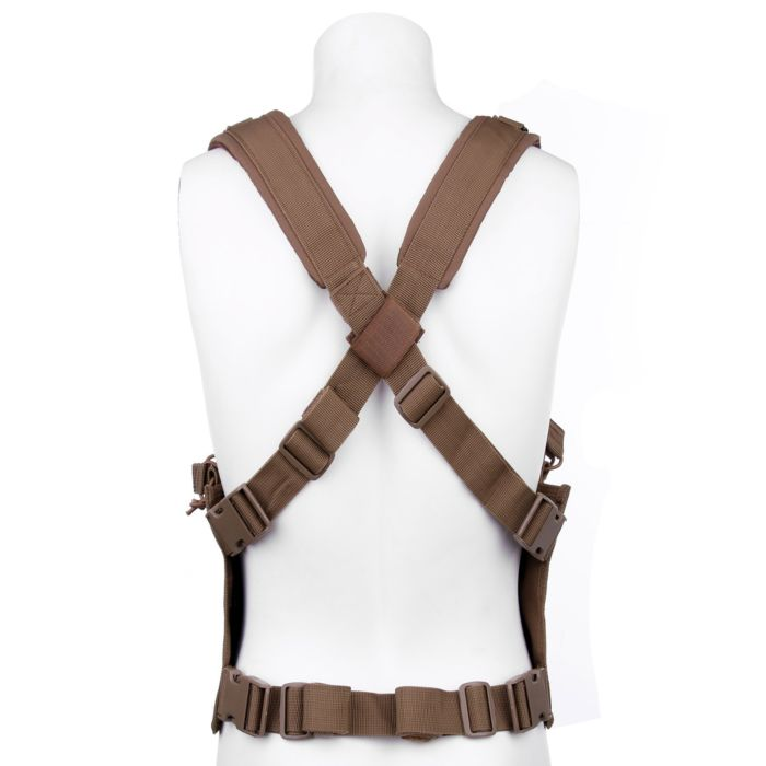 101inc Chest Rig Recon Coyote