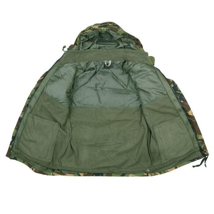 101inc Military Parka waterproof 3 in 1 zwart
