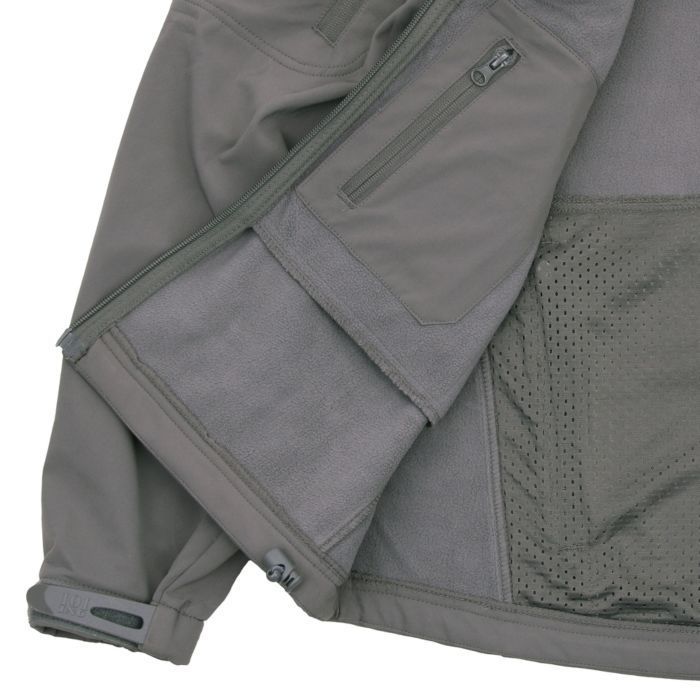 101inc Softshell Jacket Tactical wolf grey