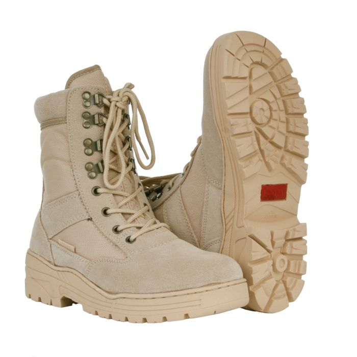 Fostex Sniper boots thinsulate khaki