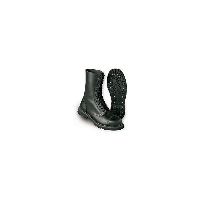 Undercover stiefel boots (kisten) zwart 14-hole