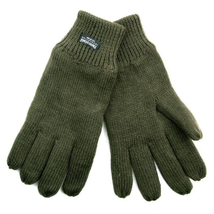 Fostex handschoenen thinsulate groen