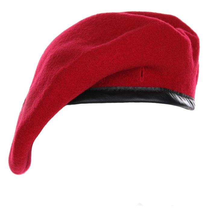 Fostex baret rood
