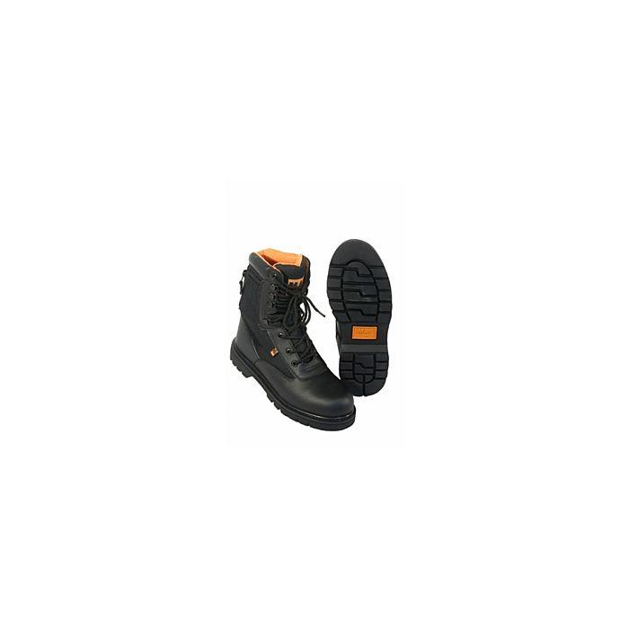 MA-1 boots zwart, militaire schoenen