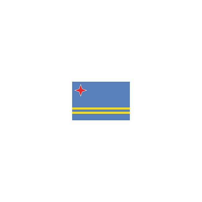 vlag Aruba, Arubaanse vlag
