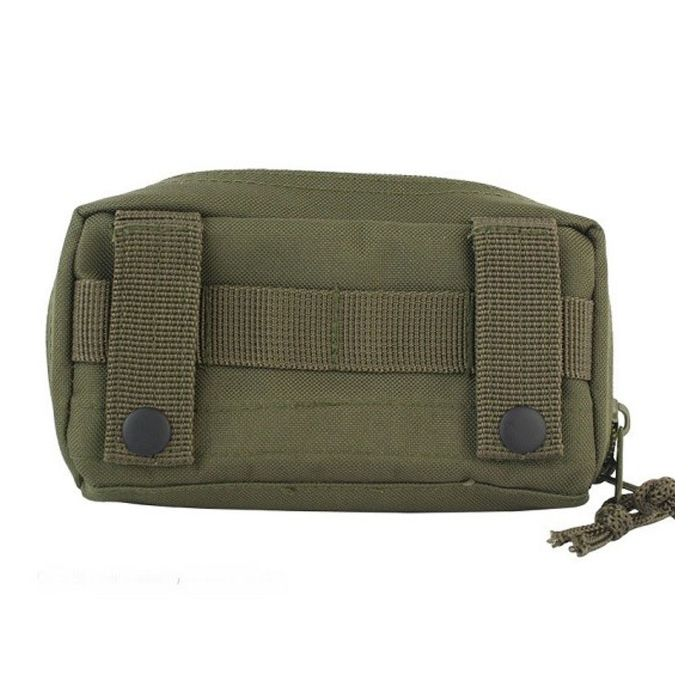 101inc Molle pouch Shot Shell CO2 groen