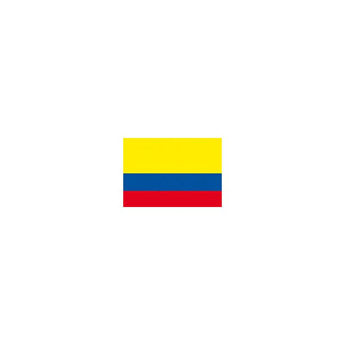 vlag Colombia, Colombiaanse vlag