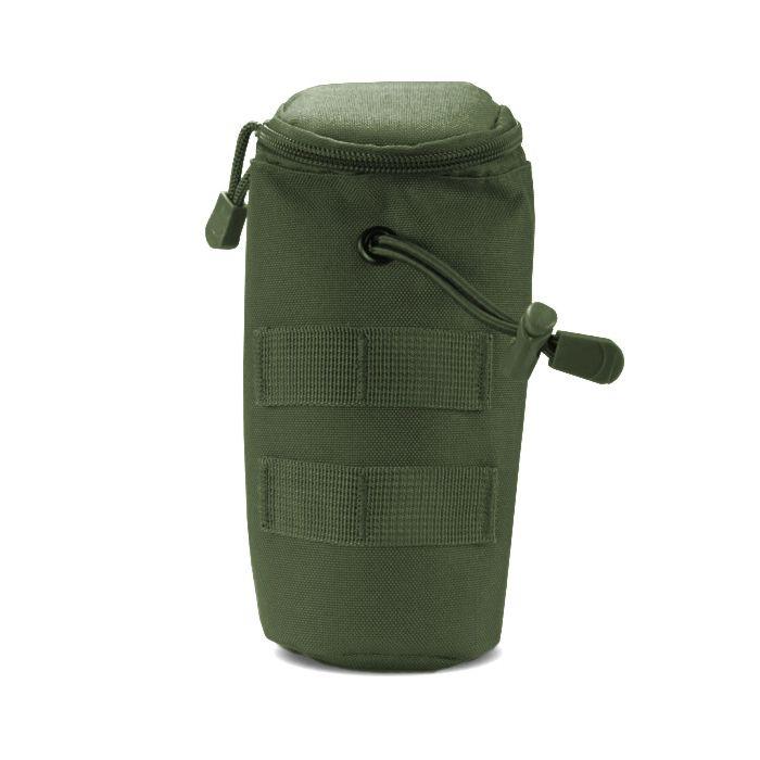 101Inc Molle pouch airsoft BB fles groen