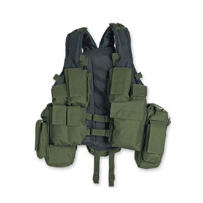 Fostex tactical vest legergroen
