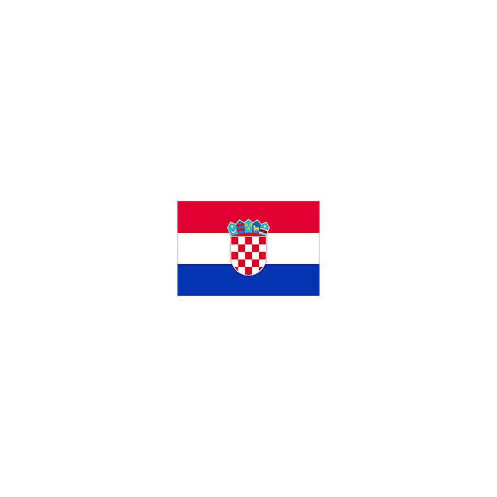 vlag Kroatie, Kroatische vlag