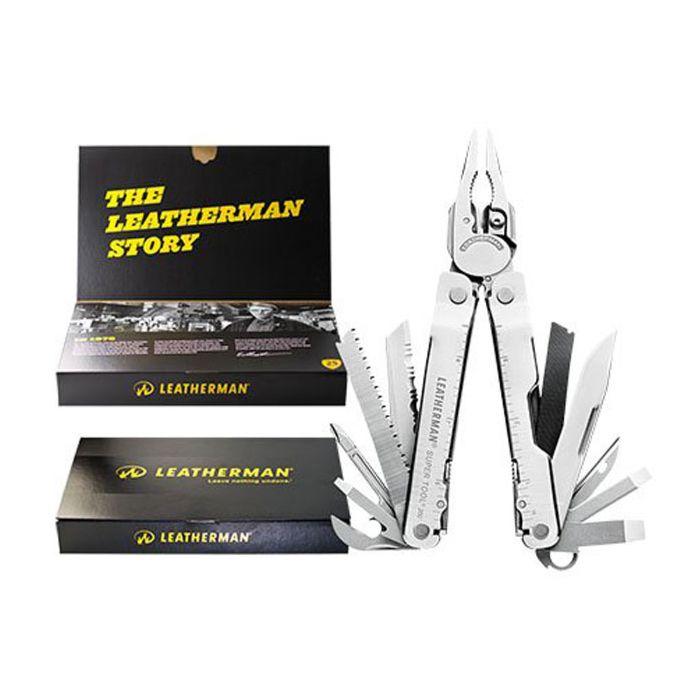 Leatherman Supertool 300 giftbox