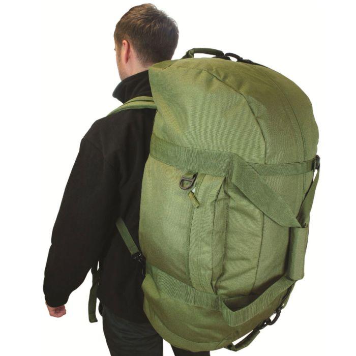 Highlander Loader Bag 100ltr olive