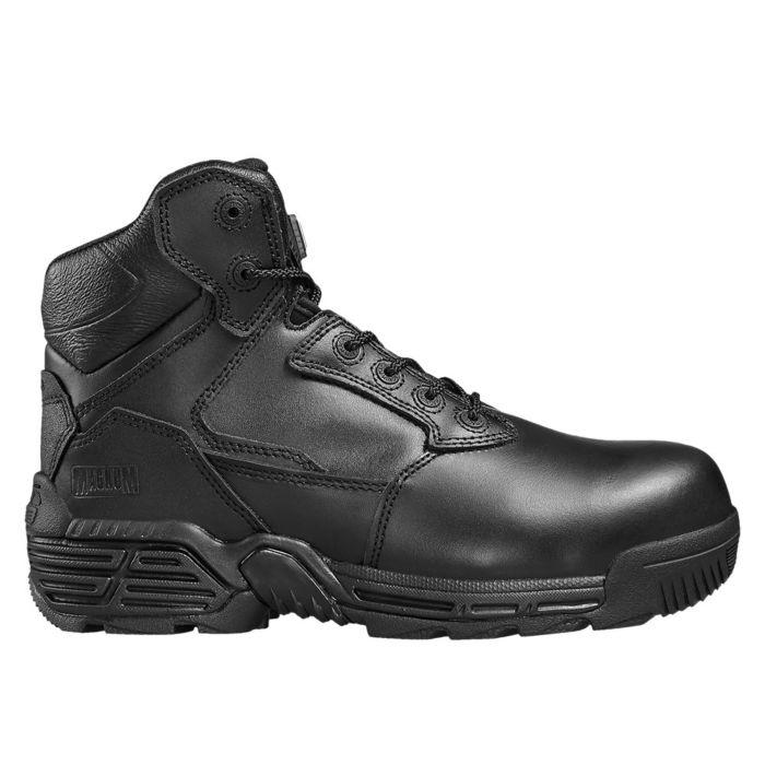 Magnum Stealth Force 6.0 leather CTCP boots schoen zwart Safety