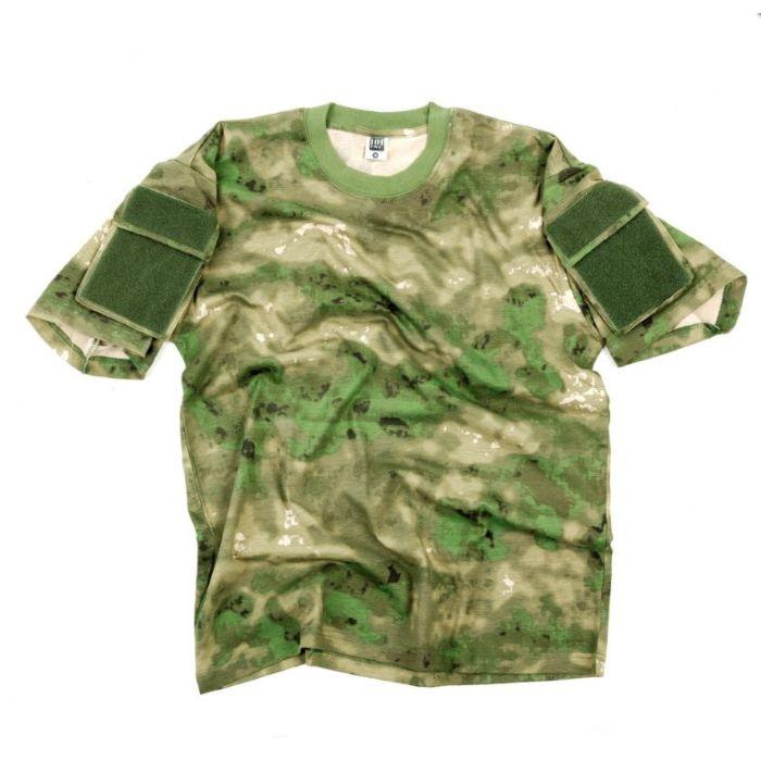 101inc T-shirt Tactical Pocket ICC FG groen