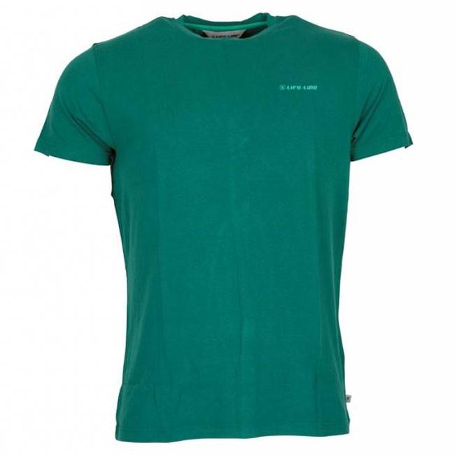 Life-Line Bamboo T-shirt dark green