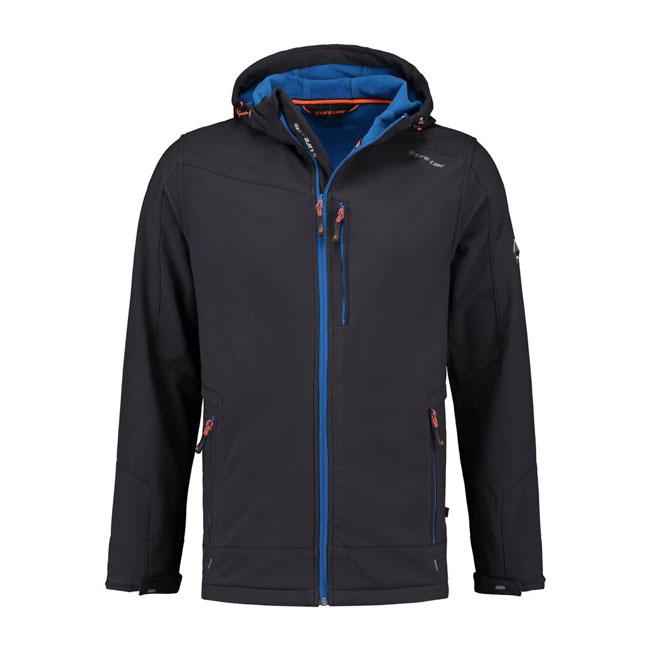 Life-Line Klipp Softshell Jacket blue